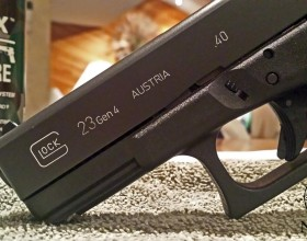 [FIREARM REVIEW] Glock 23 Gen4 Review for Concealed Carry