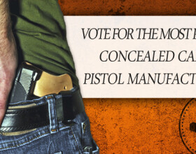 [POLL] What Is The Most Popular Concealed Carry Firearm Manufacturer?